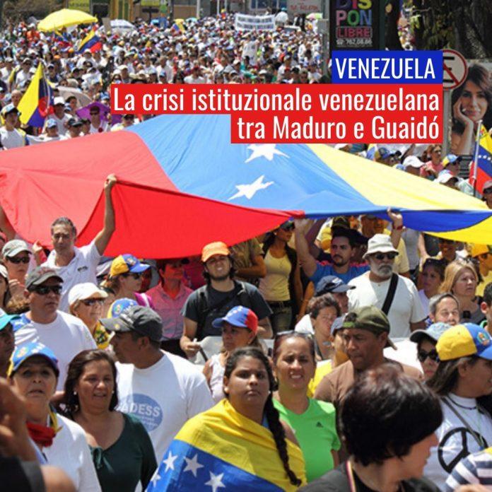 Guaidóproteste in Venezuela