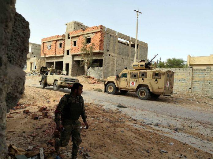Il cessate il fuoco in Libia potrebbe mettere fine agli scontri nel paese