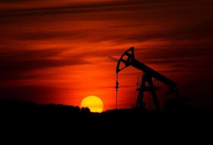 crollo petrolio