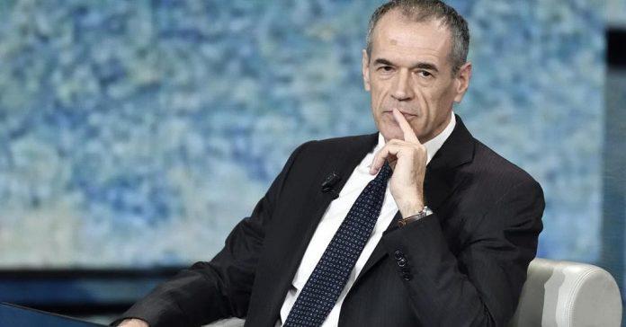 Cottarelli spiega la crisi economica