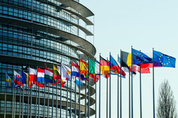 Europa e coronavirus. Fonte: entornointeligente