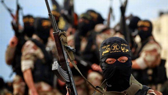 Terrorismo e coronavirus. Combattente Isis