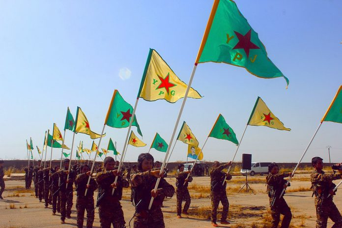 movimento curdo
