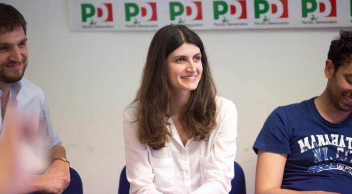 Caterina Cerroni, Giovani Democratici