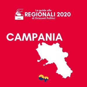 Guida Elezioni Regionali Campania