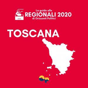 Guida Elezioni Regionali Toscana