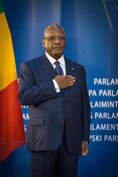 presidente mali
