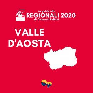 Regionali Valle d'Aosta