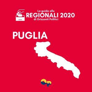 Guida Elezioni Regionali Puglia