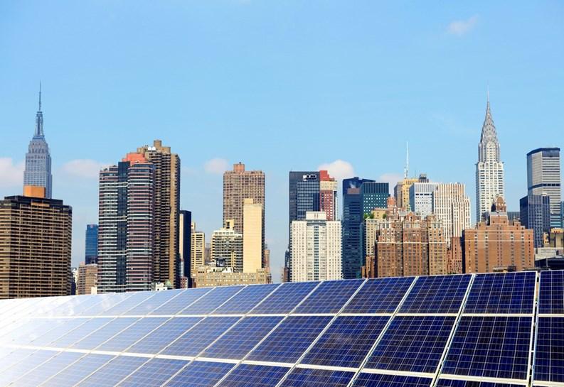 Pannelli solari NY