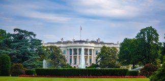 Fotografia della casa bianca: obiettivo delle elezioni americane