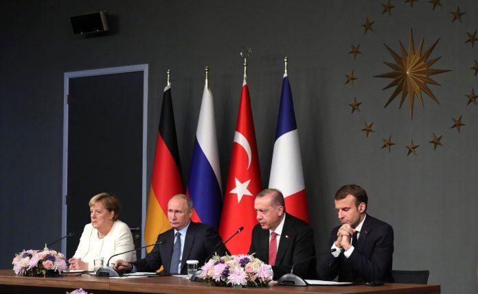 Lo scontro tra Francia e Turchia minaccia la NATO