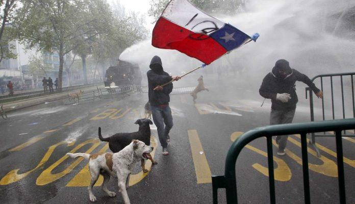 Crisi idrica in Cile