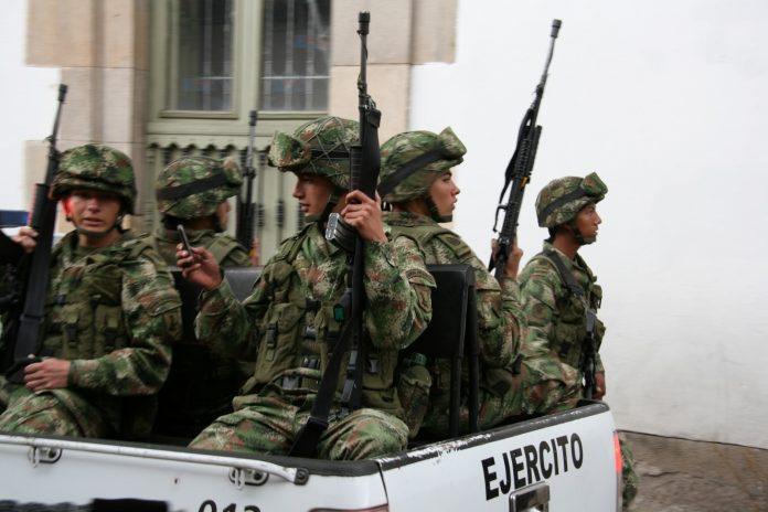 Militari America Sud