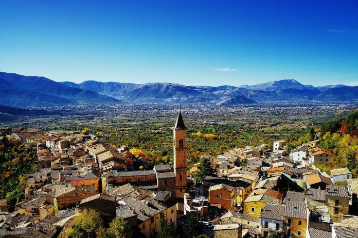 aree interne Italia