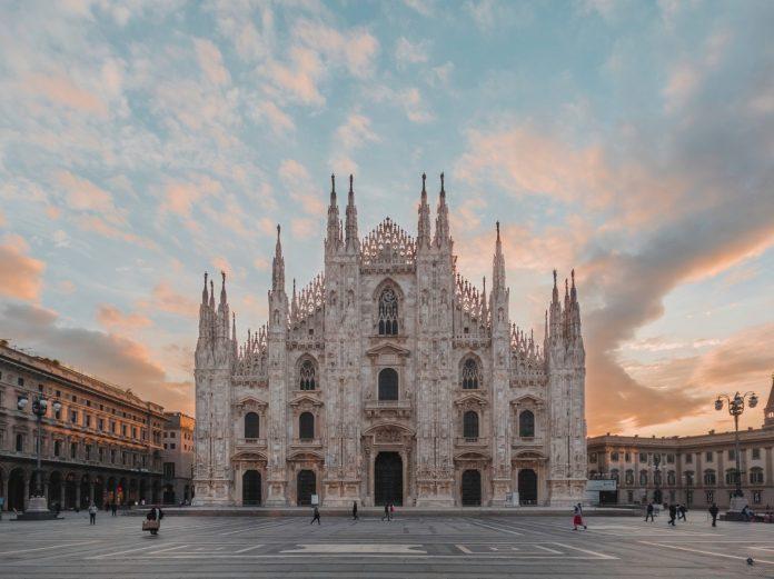 Elezioni Milano. Foto del Duomo di Milano